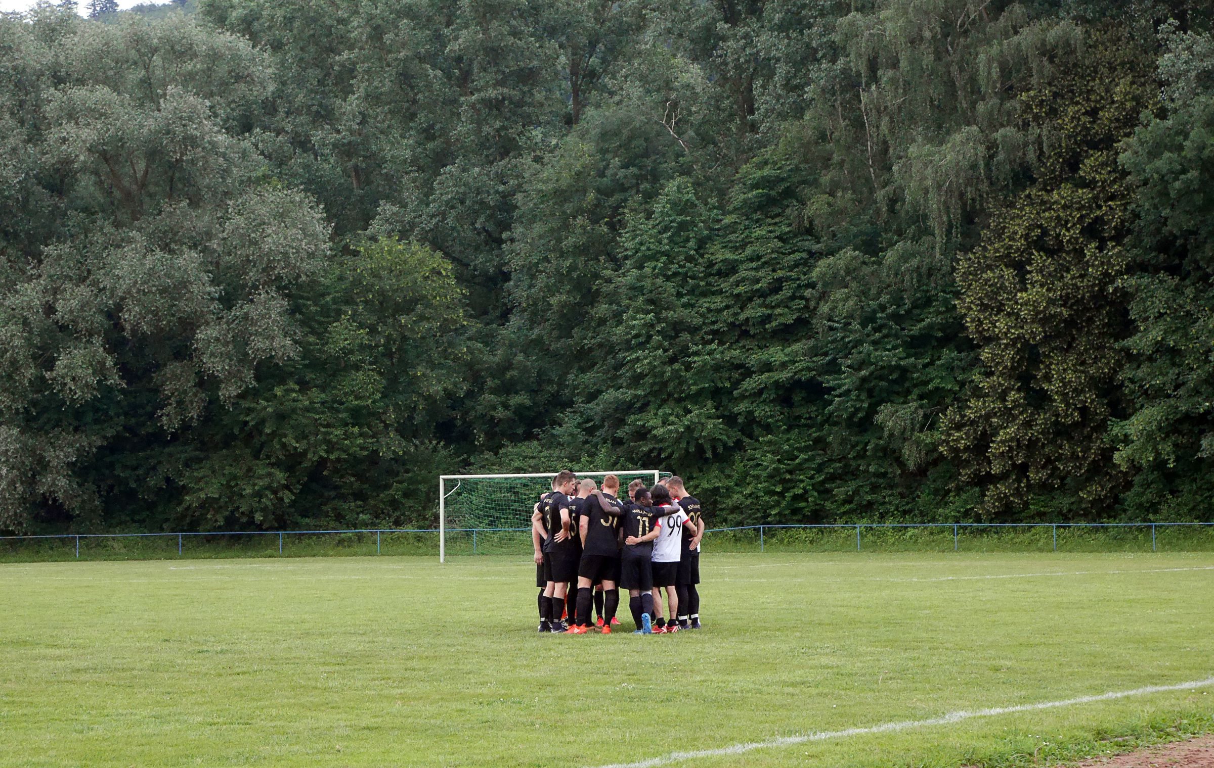 The Huddle beim KFV