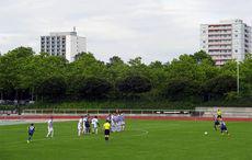 Jubiläumssportfest: KSC II vs 1. CfR Pforzheim 1:1