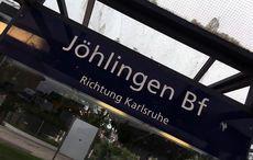 Jöhlingen Bhf!