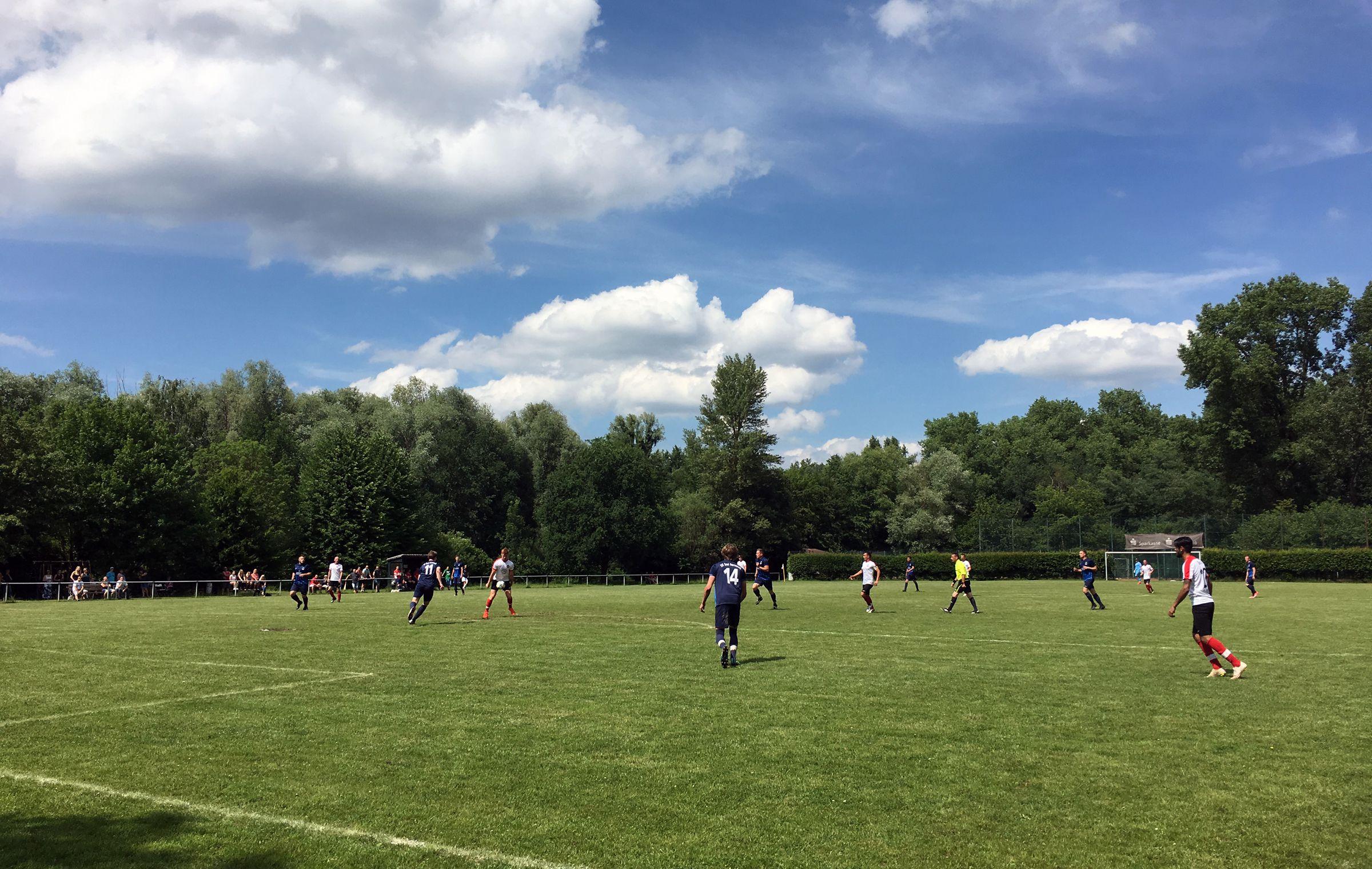 Karlsruher FV vs SG Herrenalb/Neusatz/Rotensol