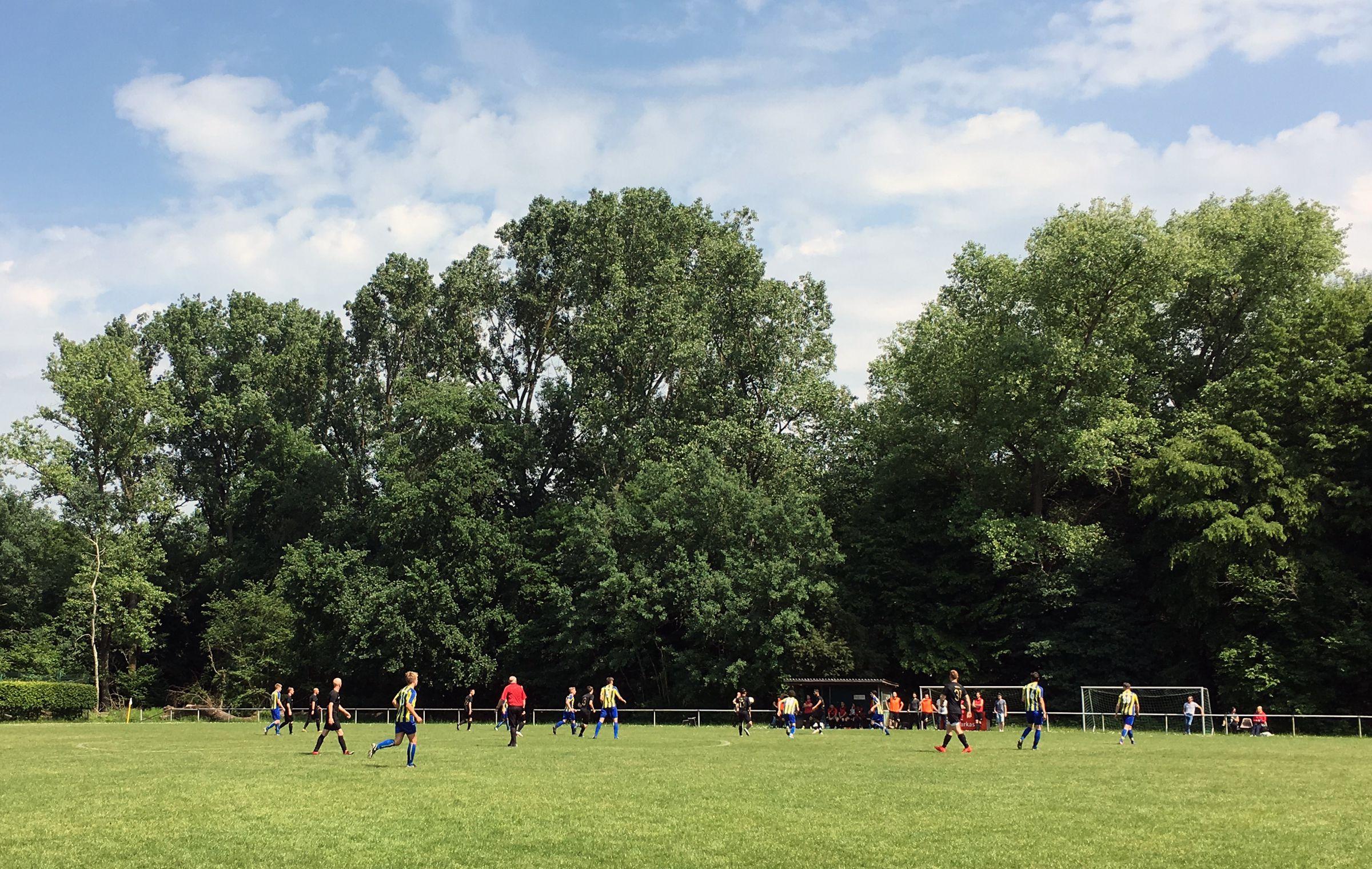 Karlsruher FV vs SV Hohenwettersbach 3:1