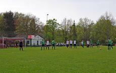 Gleich fällt ein Tor für Ittersbach – von 0:5 auf 3:5 mit drei Standardtoren!