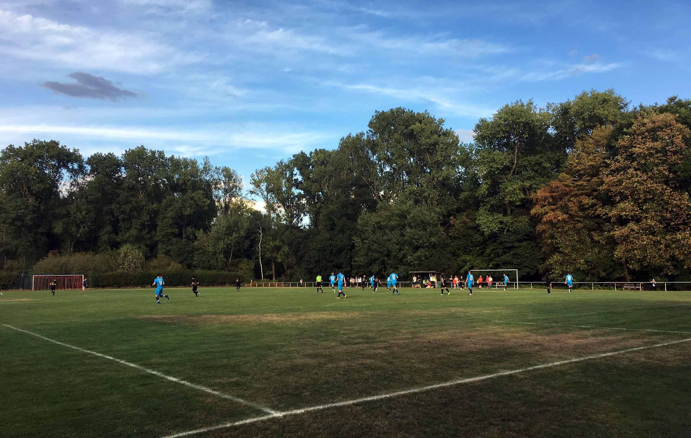 Karlsruher FV vs TSV 05 Reichenbach II 1:3