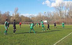 Karlsruher FV vs TSV Schöllbronn II 1:0