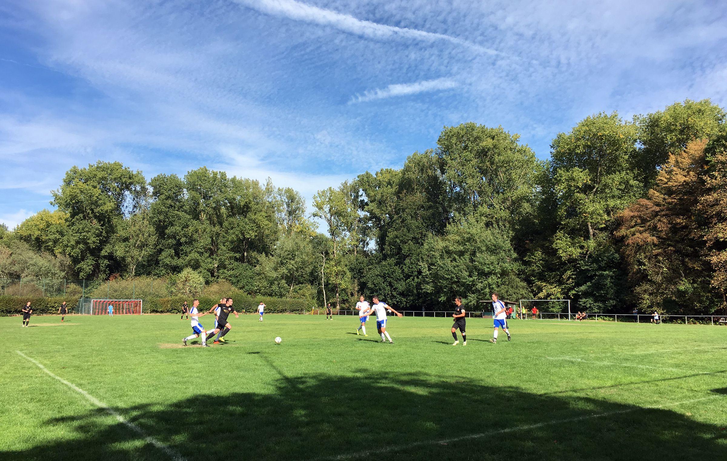 Karlsruher FV vs SV Völkersbach 2:1