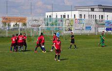 Über die Führung konnte sich der FC Español nicht allzu lange freuen…