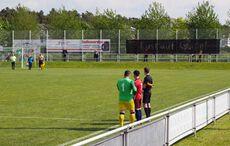 Verletzungsbedingter Torwartwechsel beim FC Español…
