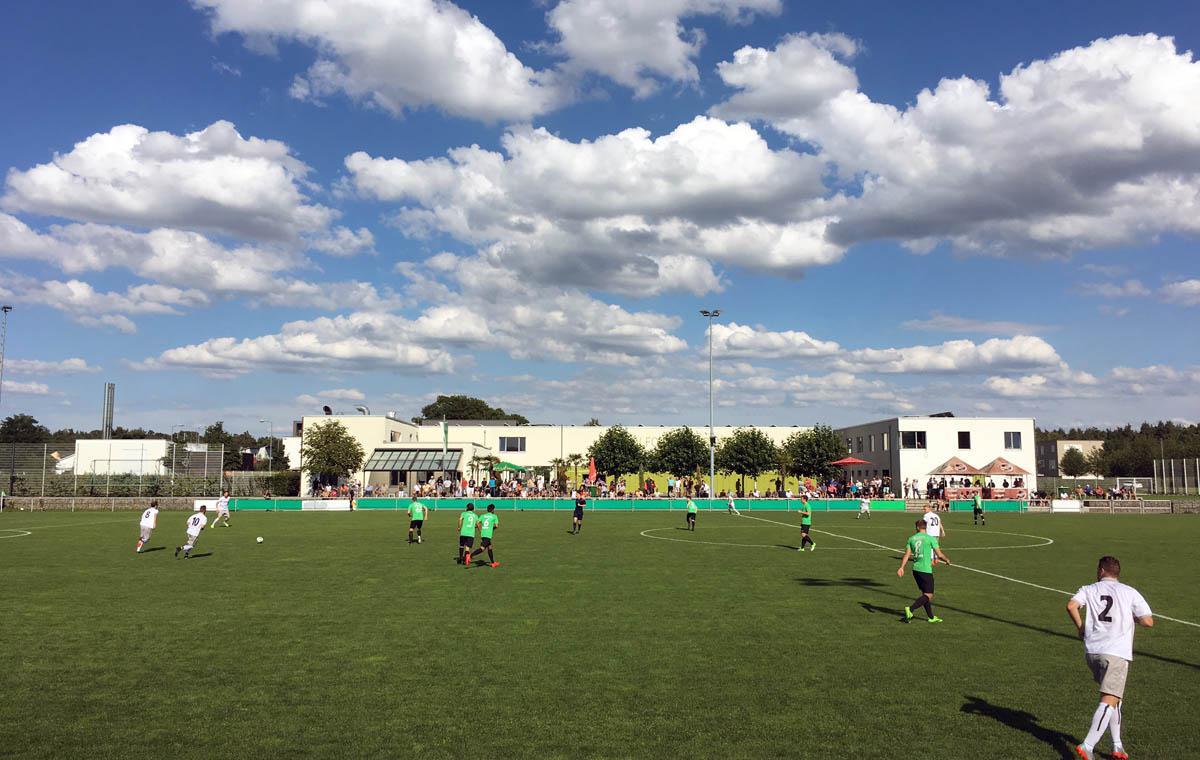 FV Fortuna Kirchfeld vs FC Español Karlsruhe 0:2