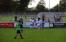 Torjubel beim FC Español.