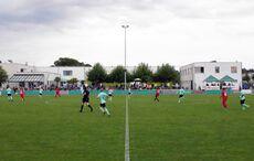 FV Fortuna Kirchfeld vs VfR Gommersdorf 0:2