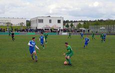 FV Fortuna Kirchfeld vs FC Östringen 1:0