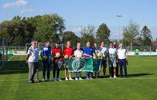 Ehrung der fairsten Teams des Fußballkreises Karlsruhe…
