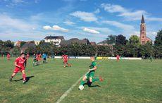 Freie Turner Forchheim vs TSV Auerbach 4:4 n.V. (2:4 E)
