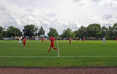Karlsruher FV vs FV Alemannia Bruchhausen 2:1