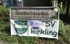 Der neutrale Platz: Saalbachstadion des TSV Rinkling aus Bretten