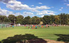 SV Oberderdingen vs FC Fatihspor Oberderdingen 2:2 n.V. (3:4 E.)