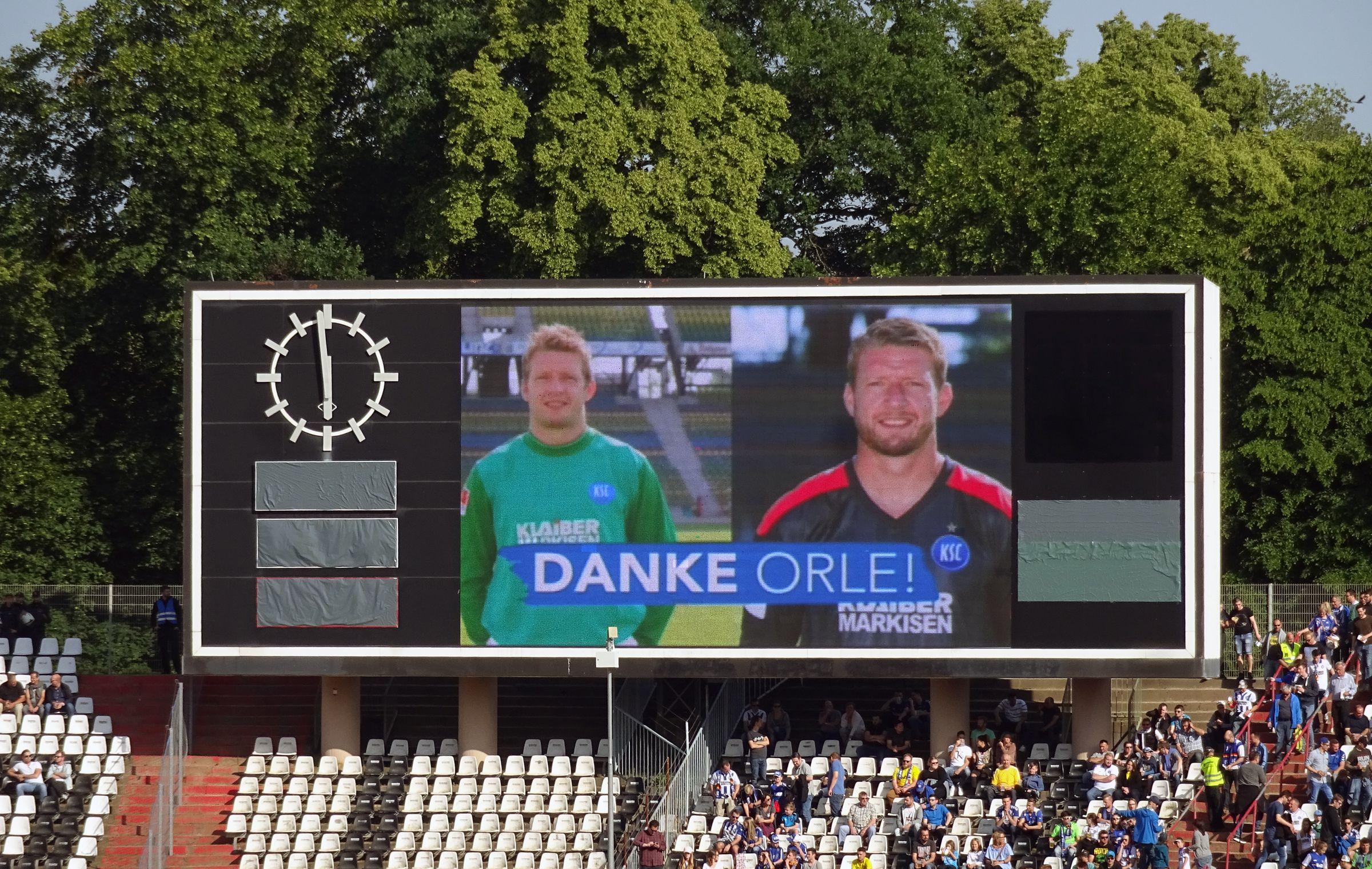 Danke Orle!