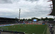 KSC vs Arminia Bielefeld 1:1