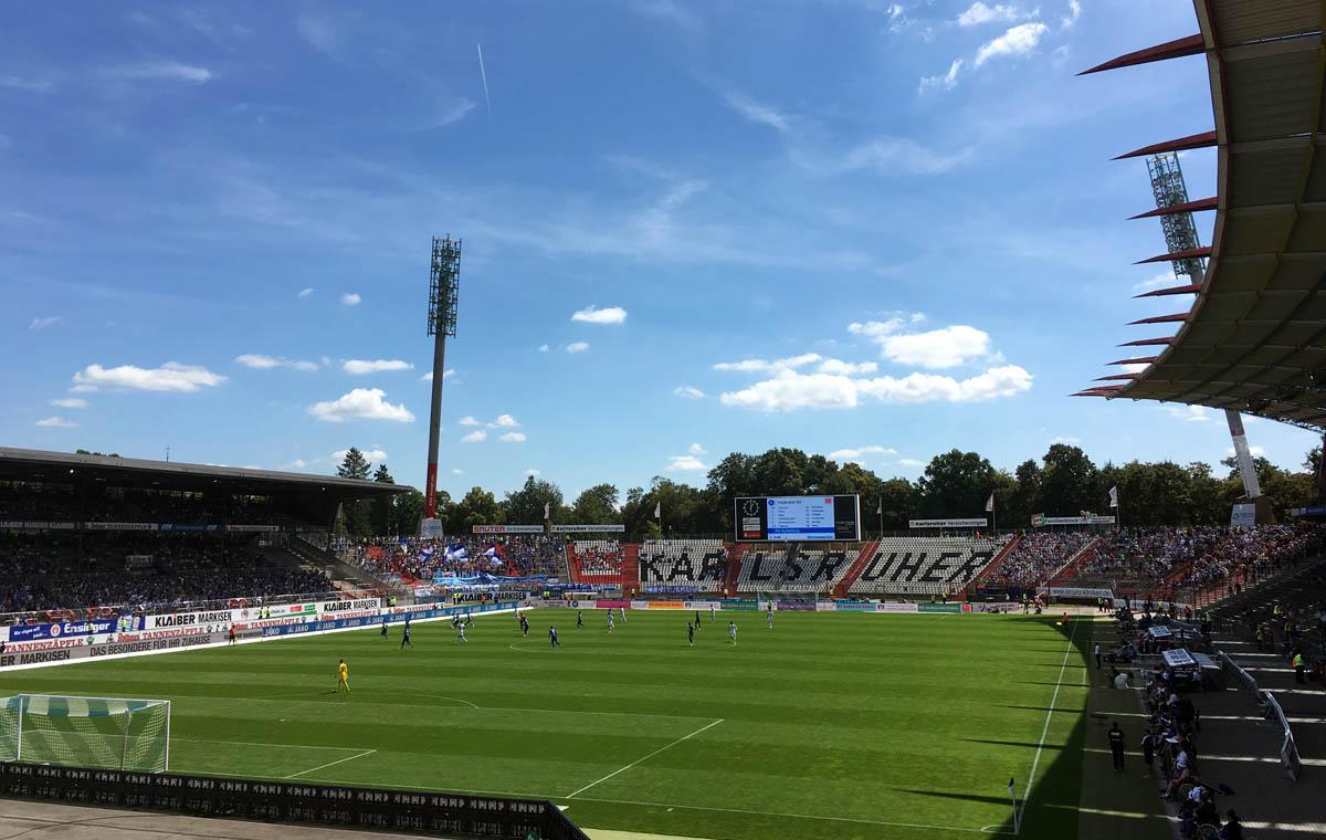 KSC vs VfL Bochum 1:1