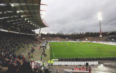 KSC vs Eintracht Braunschweig 1:1