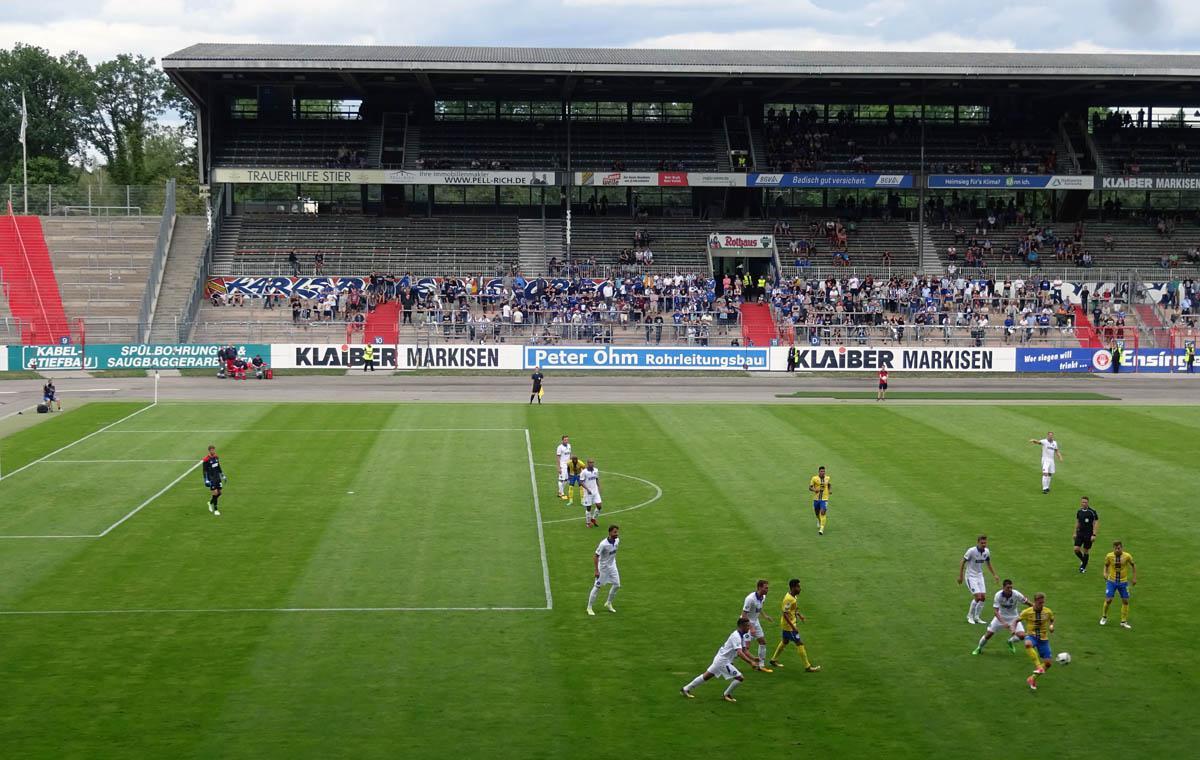 KSC - Braunschweig 2:1