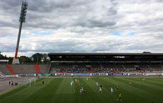 Testspiel KSC vs Eintracht Braunschweig 2:1