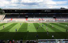 Testspiel KSC vs Derby County 0:2