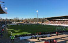 KSC vs 1. FC Kaiserslautern 0:1