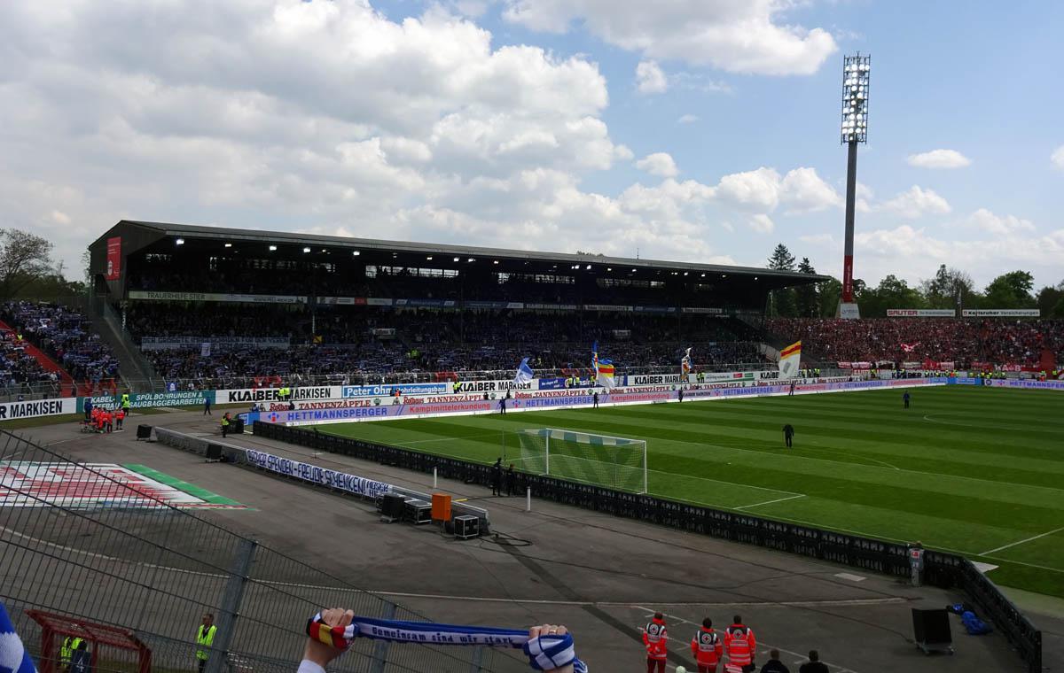 KSC vs 1. FC Kaiserslautern 1:3