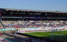 KSC vs FCN 0:3 – nach dem Schlusspfiff