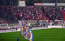 Los gehts: Gute Stimmung – KSC vs FC St. Pauli 1:1