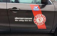 Südstadtlegende in Karlsruhe unterwegs…