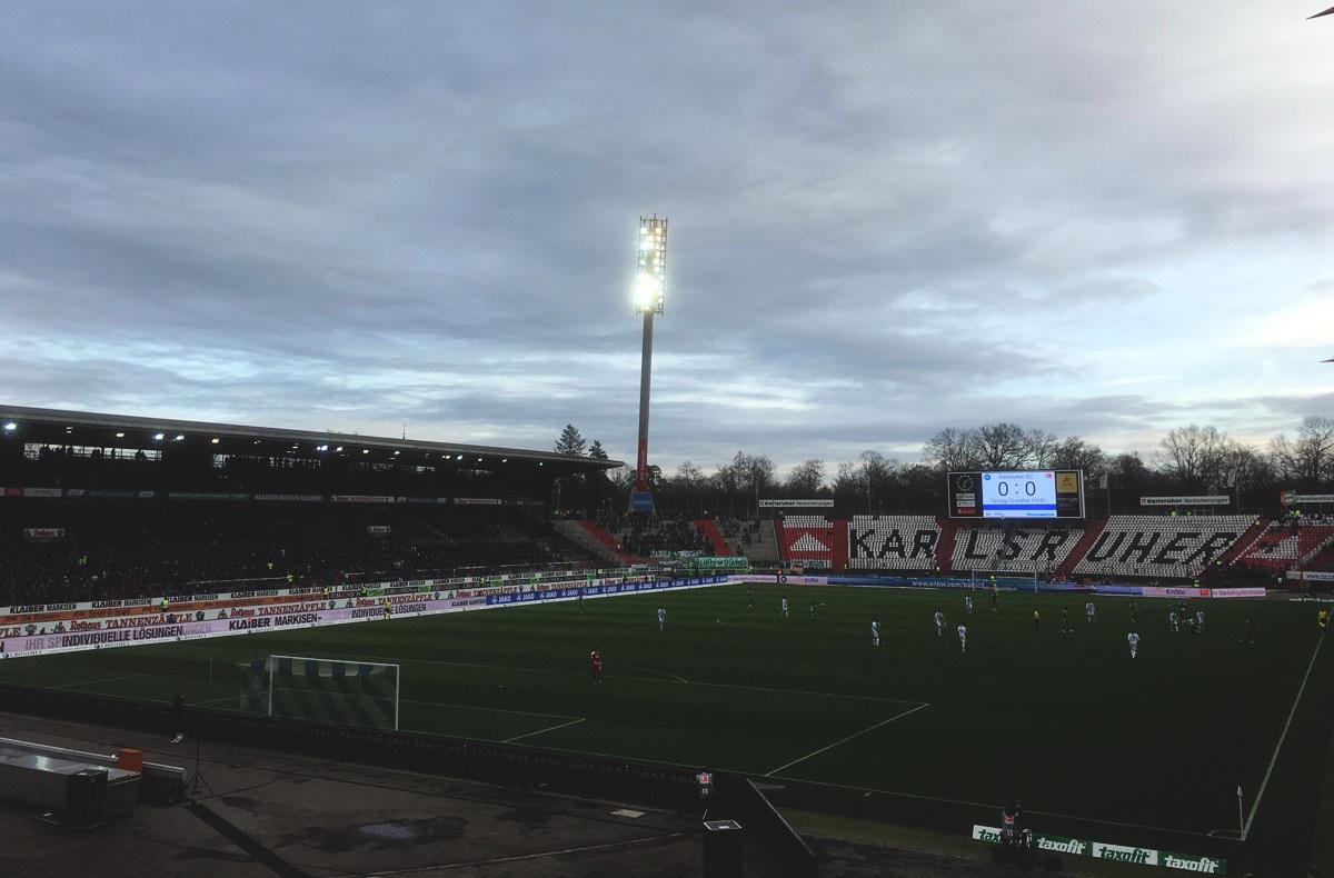 KSC vs Greuther Fürth