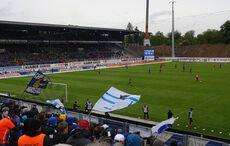 KSC vs SG Sonnenhof Großaspach 2:1