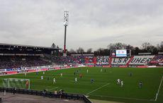 KSC vs Hannover 96 2:0