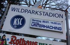 KSC vs Unterhaching
