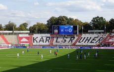 1:3 gegen Lotte…