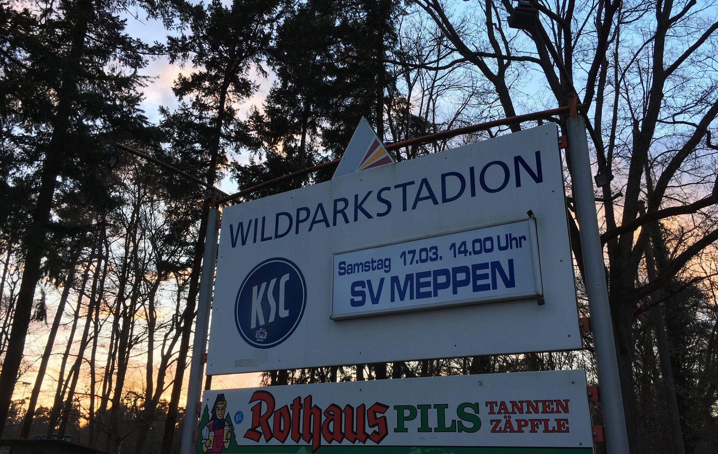 Der SV Meppen kommt!