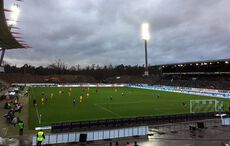 KSC vs Preußen Münster 5:0