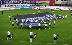 Dritte-Liga-Eröffnungstanz…