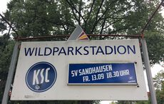 Matchday in Karlsruh'!
