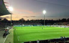 KSC vs SV Sandhausen 1:0