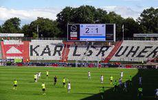 KSC vs SV Wehen-Wiesbaden 2:1, Sieg im Sonnenschein!