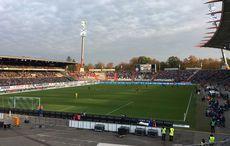 KSC vs Würzburger Kickers 2:1