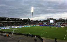 KSC vs FSV Zwickau 1:0