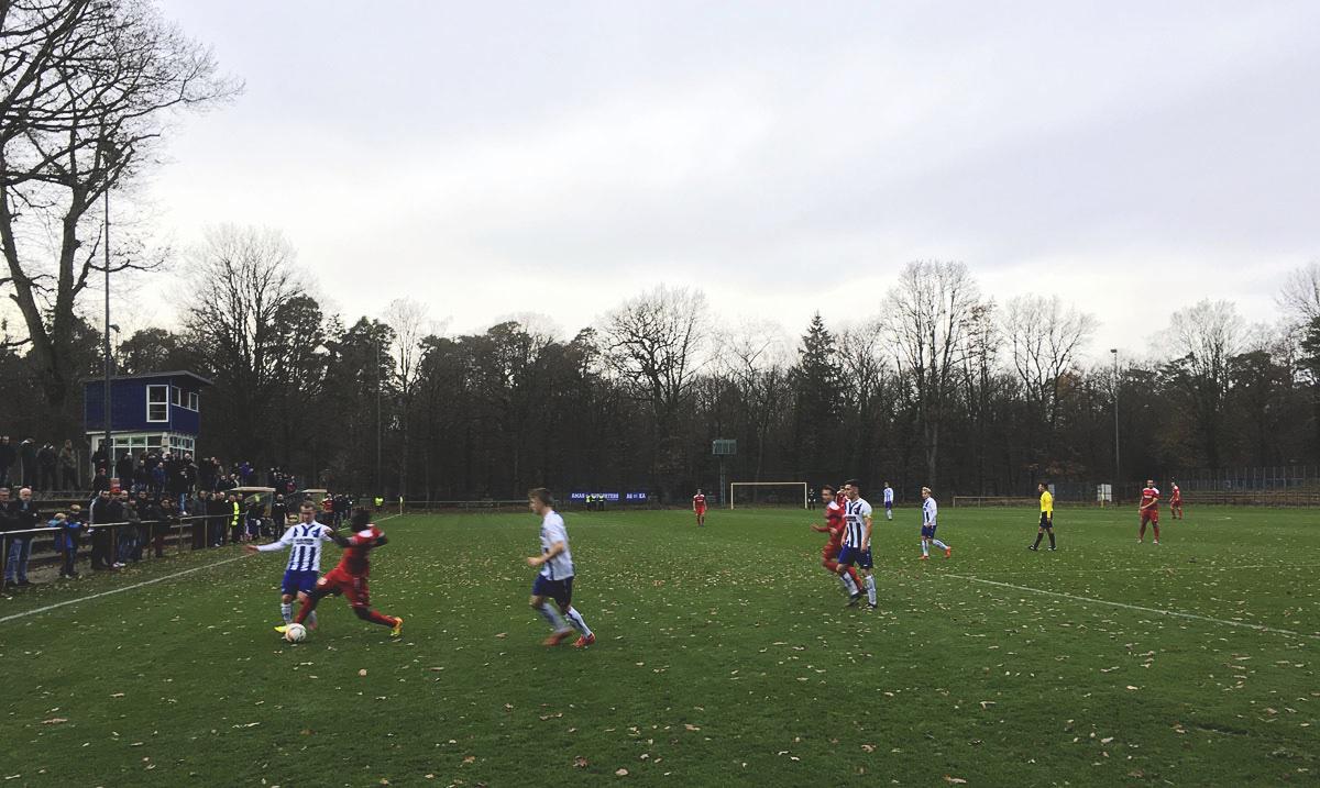 Bild: KSC II vs Hollenbach