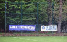 Die U23 hat ihre eigenen Supporter!