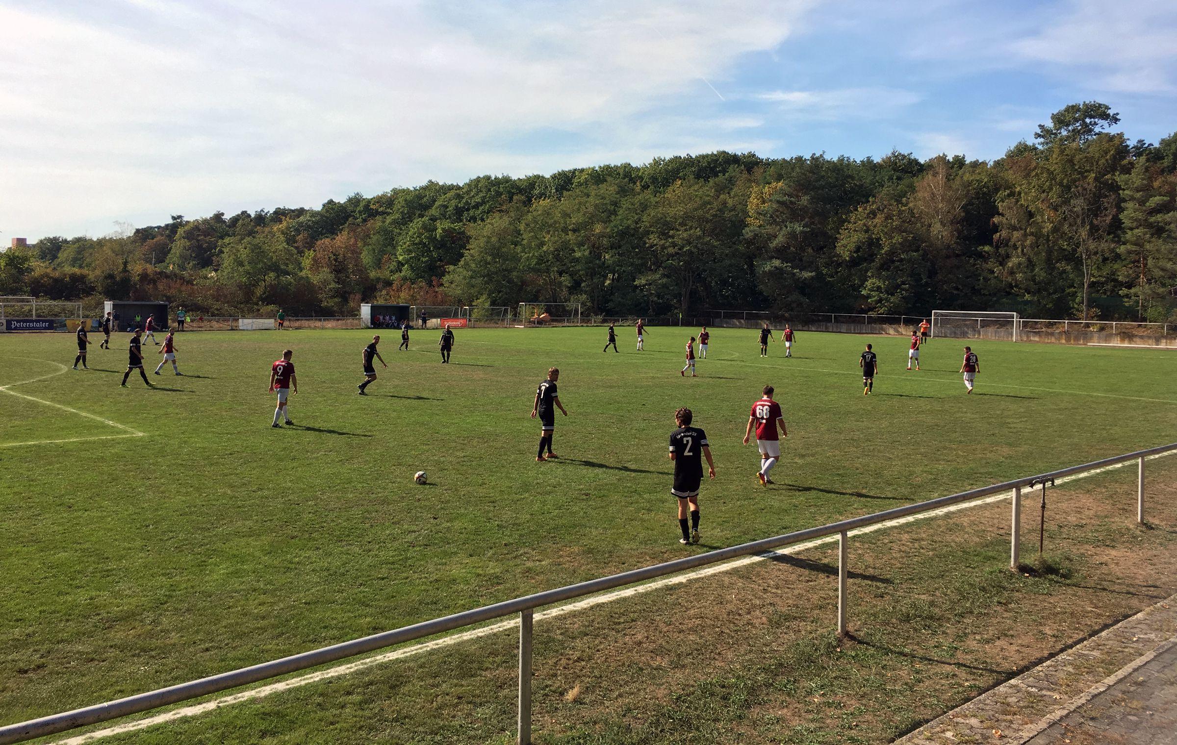 Karlsruher SV vs FV Linkenheim 1:2