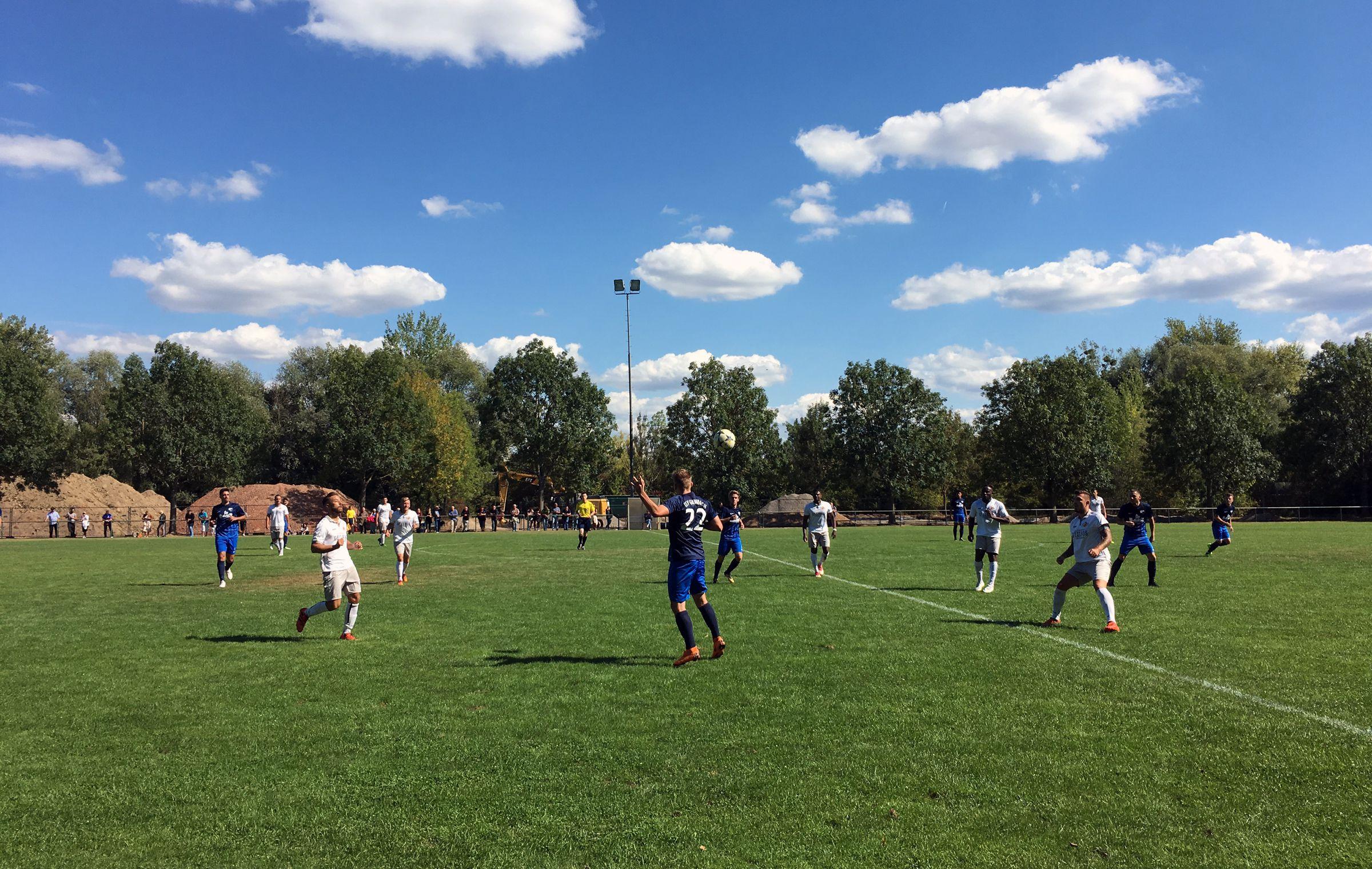 FC Español vs TSV Grunbach 3:2