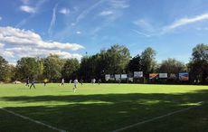 Wochenend, Landesliga und Sonnenschein…